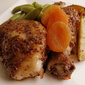 Honey and Apricot Baked Chicken