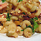 Slow-roasted tomatoes (Recipe: pasta salad with shrimp, feta, basil and slow-roasted tomatoes)