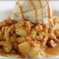 I Crumble For Ya! Apple Crumble