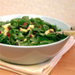 Middle Eastern Spinach Salad