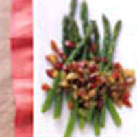 Image of Asparagus With Fresh Grape Relish Recipe, Cook Eat Share
