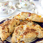 Nectarine & Hazelnut Scone Recipe