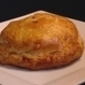 Baked Camembert in puff pastry