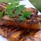 Barbecued Country Ribs with a beer and mustard glaze