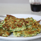 Love to Hate and Zucchini Fritters