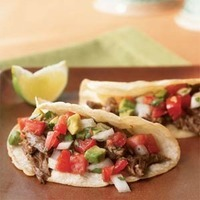 Shreded Beef Tacos