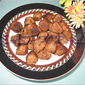 Fried Soy Chunks (Soy Meat)