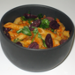 Recipe #139: Penne alla Vodka con Olive Nere (Penne in Vodka Sauce with Black Olives) (Vegetarian Version)