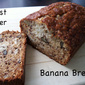 Potluck Sunday~ Best Ever Banana Bread