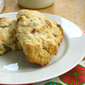 Secret Garden Recipe: Buttermilk Cranberry Scones