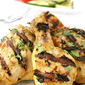 Tandoori Grilled Chicken Recipe with Spiced Yogurt Marinade