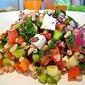 Summertime Barley Salad