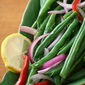 Be Prepared - Lemon-Dill Green Beans