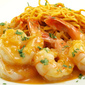 Coconut Curry Shrimp with Spicy Peanut Noodles