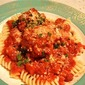 Chicken Meatballs with Ariosto Seasoning
