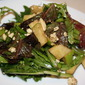 Flavorful Fridays: Spring Mix Salad with Gorgonzola & Apple
