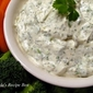 Herb Dip (and a Happy Thanksgiving!)