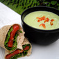 Buttermilk Avocado Soup
