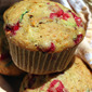 Fruit- and Veggie-Packed Muffins