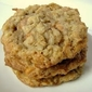 Oatmeal Coconut Butterscotch Cookies