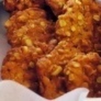 Image of Anzac Biscuits With Macadamia Nuts Recipe, Cook Eat Share