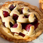 Rustic Pocket Cherry Pies