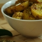 Oven Roasted Aloo Gobhi