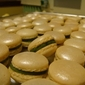 The Macarons that Shimmered for the Union of Two Hearts....the Perfect Couple....