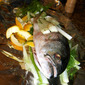 Grilled Cape Cod Stripped Bass,