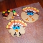 Turkey Cookies and Rainbow Smores