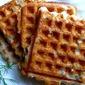 Savory Potato Waffles a.k.a. Waffle Fries