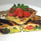 Recipe #156: Three Cheese Quesadillas with Avocado, Red Pepper, Olives, Mushrooms, & Jalepeño
