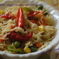 """Color Splashed -Veggie Delight Vermicelli Upma"""
