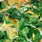 Love That Smoky Spanish Frittata with Spinach and Red Potatoes