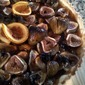 A Rustic Citrusy Fig Tart for Foodie Friday