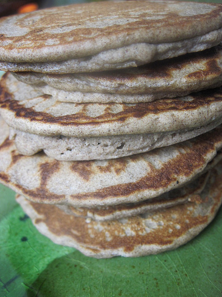 Buckwheat Pancakes Recipe by shevon - CookEatShare