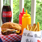 Old-Fashioned Burger Stand Burgers & Easy French Fries