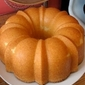 Grandmother's Holiday Pound Cake