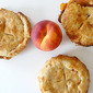 Peach Pie (Tartlets)