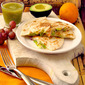 Squash Blossom Quesadillas Test Your Culinary Compass