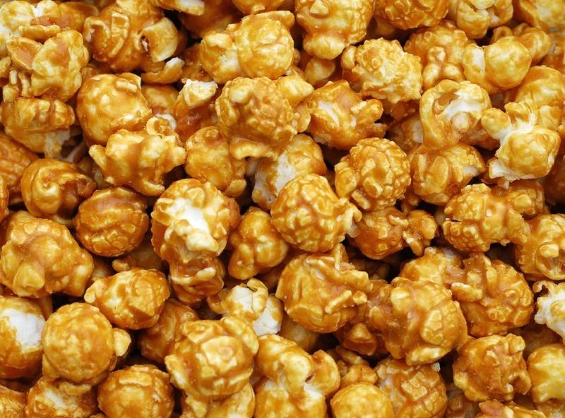 Old Fashioned Caramel Popcorn Recipe