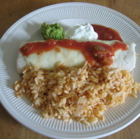 Image of Anna's Baked/zapped Chicken Chimichangas Recipe, Cook Eat Share