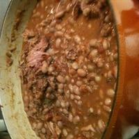 Pot Of Beans (Italian Style)