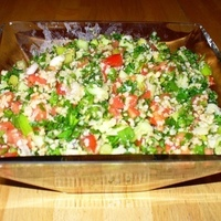 Image of Ahmad's Tabouli Salad Recipe, Cook Eat Share