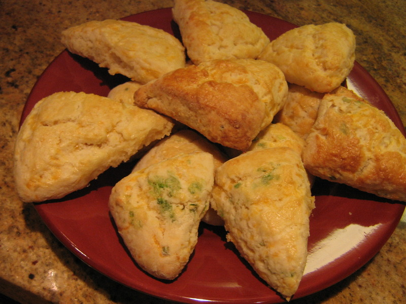 Cheddar Cheese Scones Recipe by Nancy - CookEatShare