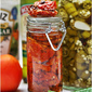 {Baking/Preserving} SLOW ROASTED TOMATOES ... Preserve the Bounty Week # 2