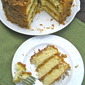 Mora's Caramel Cake