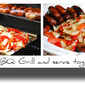 Easy Backyard BBQ: Grilled Sausage, Peppers and Onions