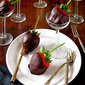 Claire Went There- Chili Chocolate Dipped Strawberries