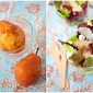 Deconstructed Pear Salad